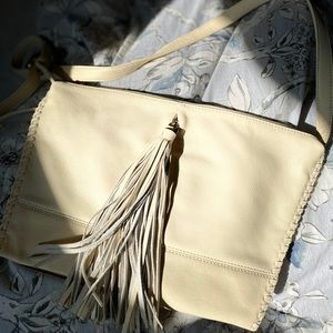 Crossbody, off-white, Hobo brand purse